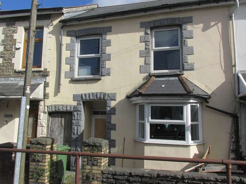 3 Bedrooms Terraced House for sale in Wyndham Crescent, Aberdare