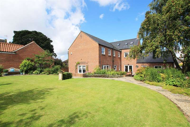 6 Bedrooms Detached House for sale in Kirby Hill, Boroughbridge, York, YO51 9DS
