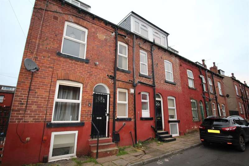 2 Bedrooms Terraced House for sale in Harold Place, Hyde Park, LS6