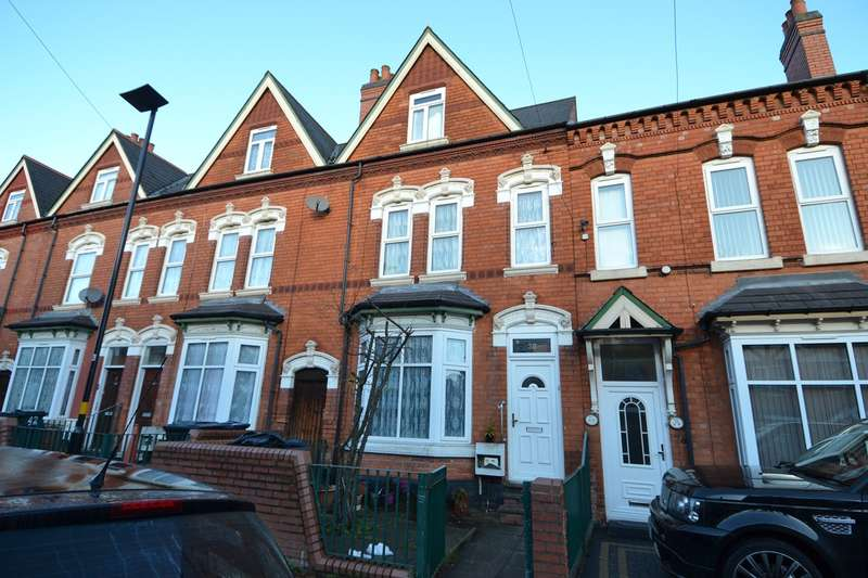 5 Bedrooms Terraced House for sale in Ivor Road, Sparkhill, Birmingham, B11