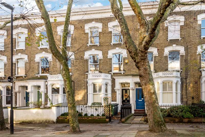 2 Bedrooms Flat for sale in Pyrland Road, London, N5