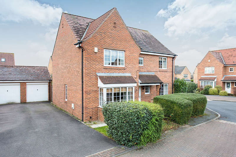 4 Bedrooms Detached House for sale in Bowlers Court, WAKEFIELD, WF1