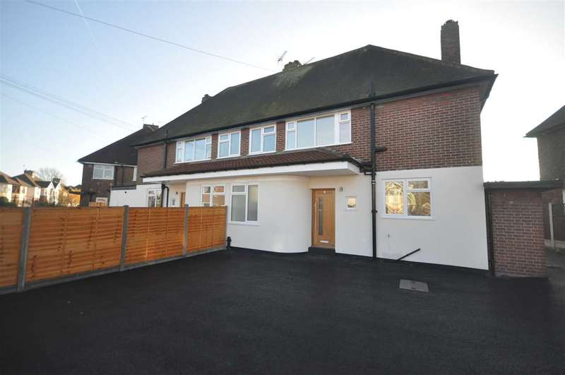 4 Bedrooms Semi Detached House for sale in Hall Crescent, Hadleigh