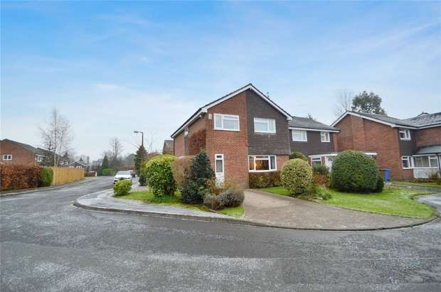 4 Bedrooms Detached House for sale in Beechfield Road, Davenport, Stockport, Cheshire