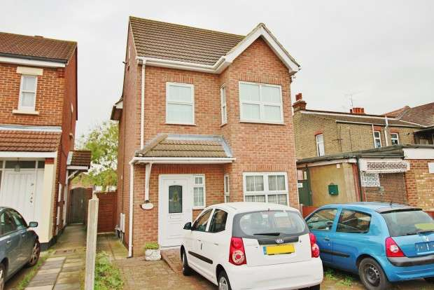 2 Bedrooms Detached House for sale in Surbiton Road, Southchurch, SS2