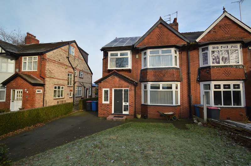 4 Bedrooms Property for sale in Upper Park Road, Salford, M7