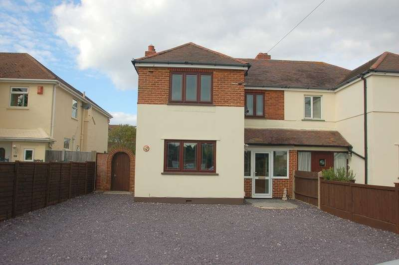 3 Bedrooms Semi Detached House for sale in Privett Road, Alverstoke, Gosport