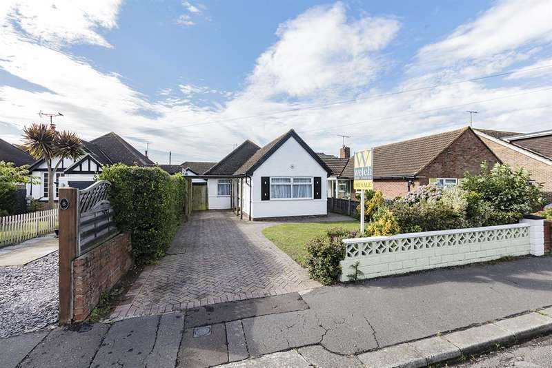 2 Bedrooms Detached Bungalow for sale in North Avenue, Goring by Sea, BN12 4DA