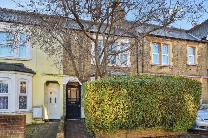 2 Bedrooms Terraced House for sale in Magdalen Road, East Oxford.