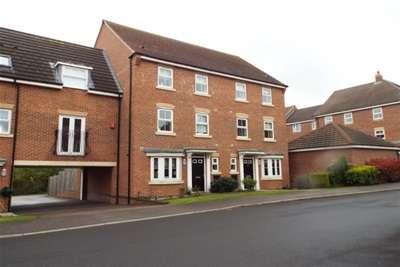 4 Bedrooms Town House for rent in Ebberton Close, Hemsworth