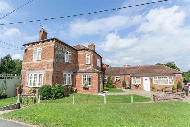 4 Bedrooms Semi Detached House for sale in Corner House, Scarning