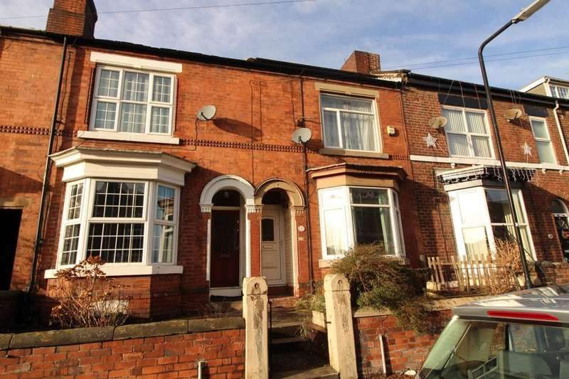 3 Bedrooms Terraced House for sale in James Street, Rotherham, S60