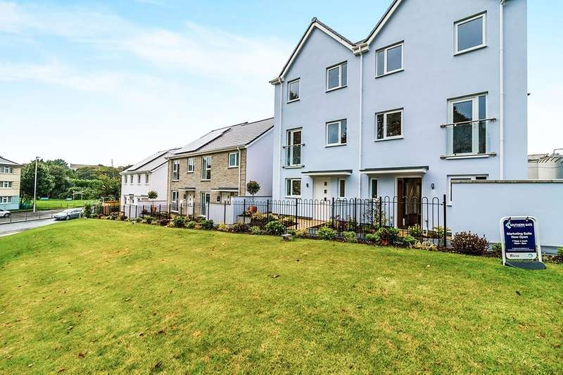 4 Bedrooms Semi Detached House for sale in The Matei Southern Gate Wolseley Road, Plymouth, PL2