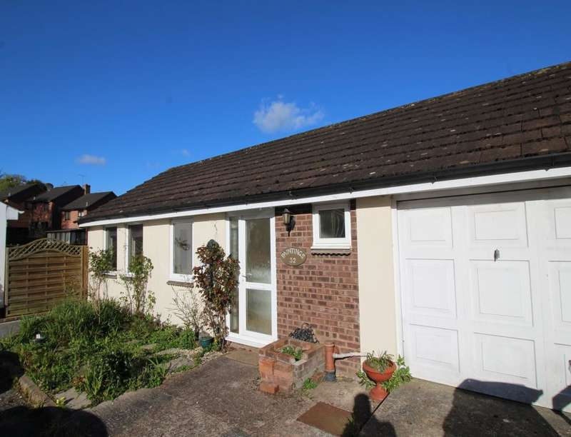 3 Bedrooms Detached House for rent in Mayflower Avenue, Exeter, EX4