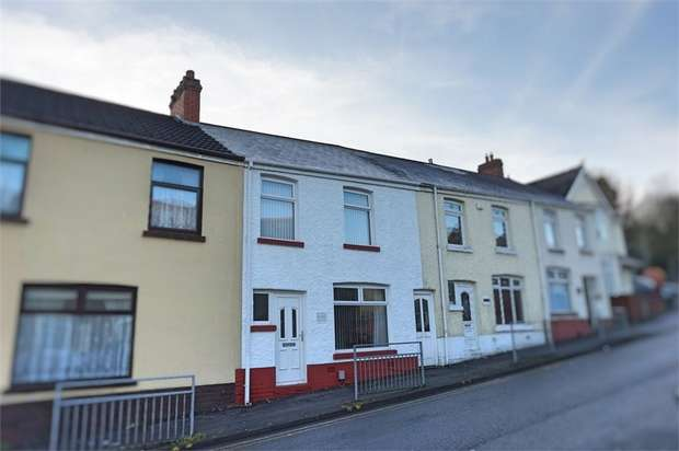 3 Bedrooms Terraced House for sale in Cwmbath Road, Morriston, Swansea, West Glamorgan