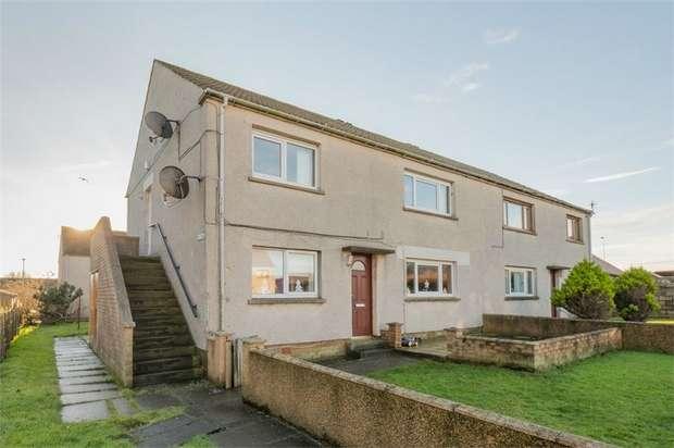 2 Bedrooms Flat for sale in Copeman Avenue, Peterhead, Aberdeenshire