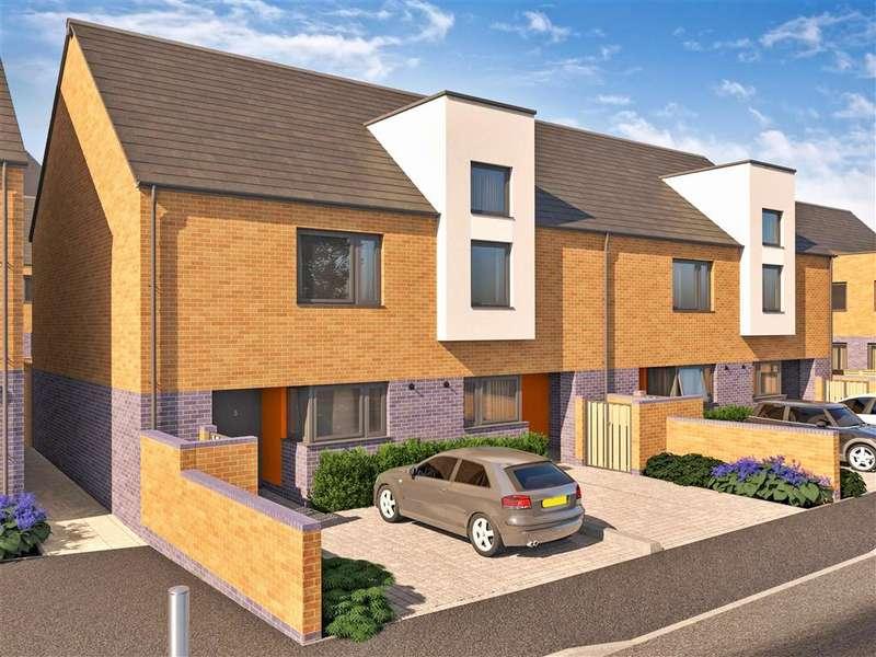 2 Bedrooms Semi Detached House for sale in Wallis Fields, , Maidstone, Kent