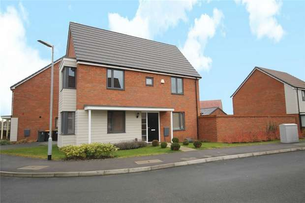 3 Bedrooms Detached House for sale in Arthur Black Way, Wootton, Bedford