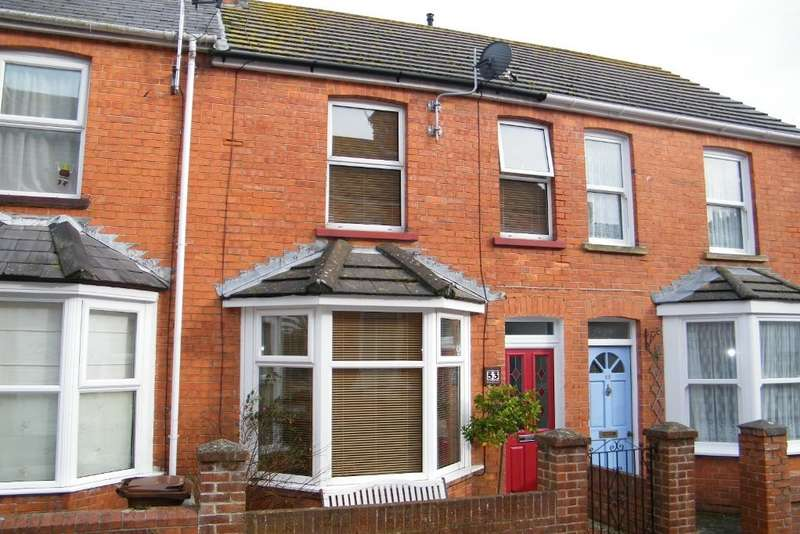 2 Bedrooms Terraced House for rent in Weymouth