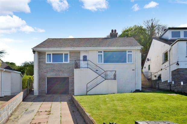 2 Bedrooms Detached Bungalow for sale in Milton Park, Brixham, Devon