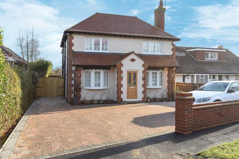 4 Bedrooms Detached House for sale in Staines Road, Wraysbury, TW19