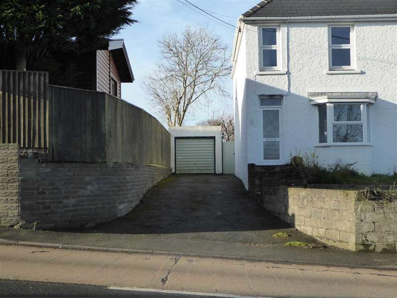 2 Bedrooms Semi Detached House for sale in St Peter's Rd,, Johnston, Haverfordwest