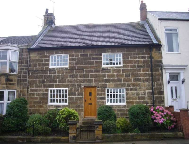 4 Bedrooms Cottage House for rent in High Street, Marske By Sea