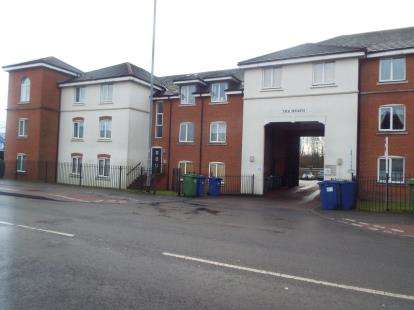 1 Bedroom Flat for sale in The Heath, Heath Hayes, Cannock, Staffordshire