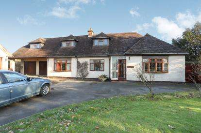 4 Bedrooms Detached House for sale in Tamworth Road, Nether Whitacre, Warwickshire, Birmingham