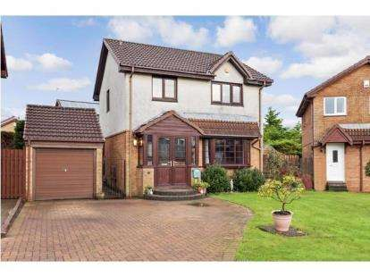 3 Bedrooms Detached House for sale in Glen Affric Place, Kilmarnock, East Ayrshire