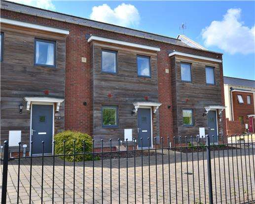 2 Bedrooms Terraced House for sale in Arlington Road, Brockworth, GLOUCESTER, GL3 4GB
