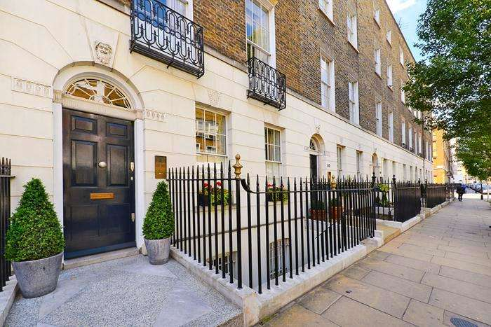 5 Bedrooms Terraced House for rent in Manchester Street, Marylebone, London, London, W1H 7QF