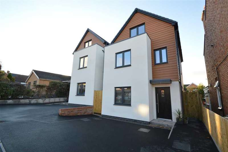 4 Bedrooms Detached House for sale in Dale Road, Keyworth, Nottingham