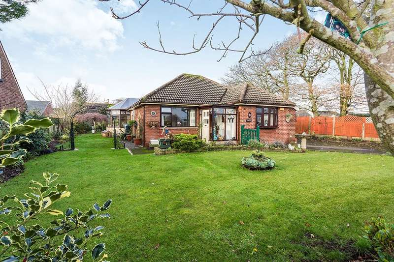 3 Bedrooms Detached Bungalow for sale in Hackensall Road, Knott End-On-Sea, Poulton-Le-Fylde, FY6