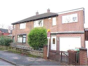 4 Bedrooms Semi Detached House for sale in Hood Street, Nottingham, NG5 4DH