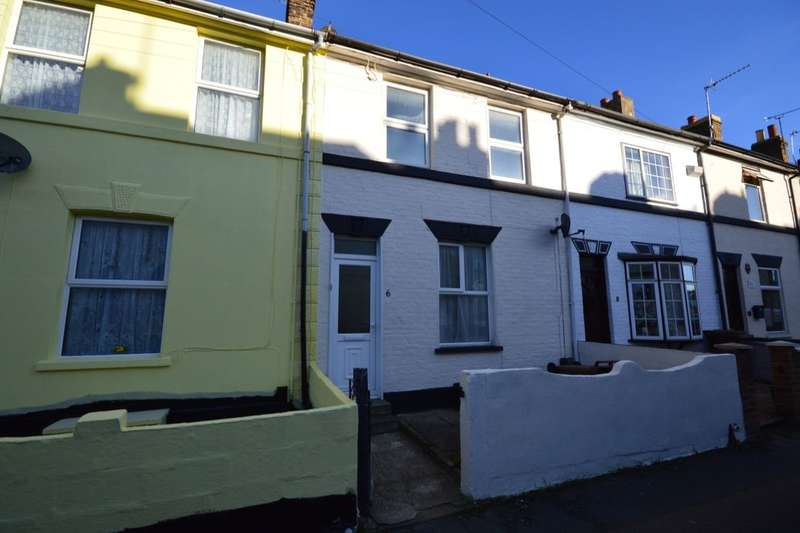 3 Bedrooms Property for sale in Paget Street, Gillingham, ME7