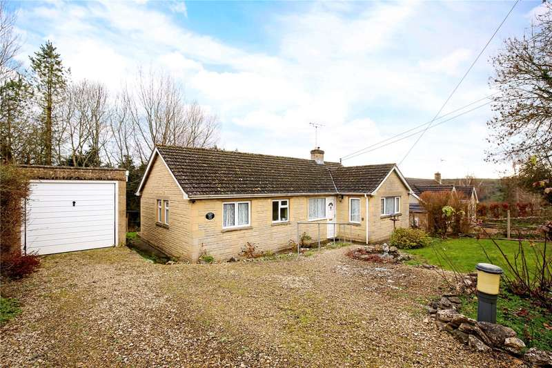 3 Bedrooms Detached Bungalow for sale in Stone Lea, Coppice Hill, France Lynch, Stroud, GL6