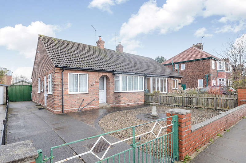 2 Bedrooms Semi Detached Bungalow for sale in Maple Grove, York, YO10