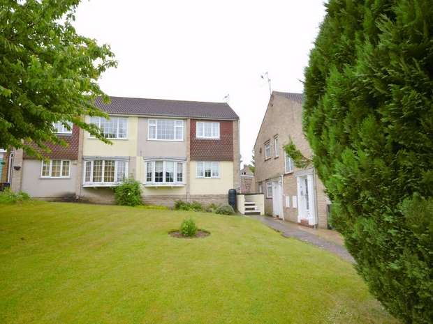 2 Bedrooms Maisonette Flat for sale in Spinney Hill Road, NORTHAMPTON