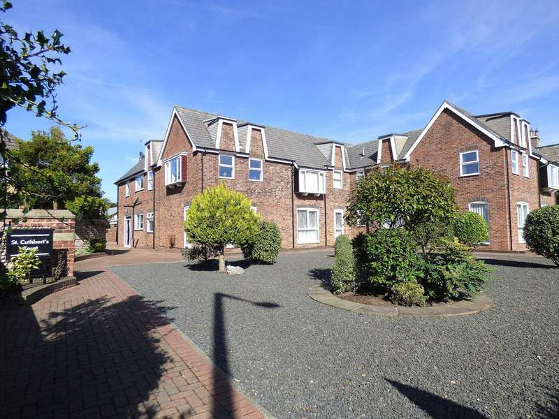 2 Bedrooms Apartment Flat for sale in St Cuthberts Court, Church Road, Lytham
