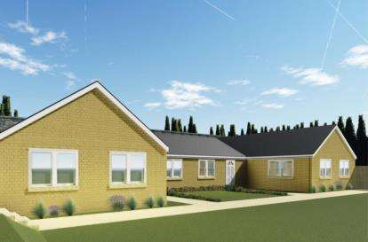 2 Bedrooms Bungalow for sale in Castle Cary