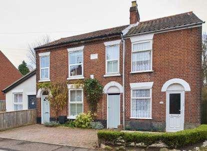 4 Bedrooms Terraced House for sale in Norwich, Norfolk, .