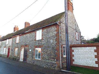 2 Bedrooms End Of Terrace House for sale in High Street, Thornham, Norfolk
