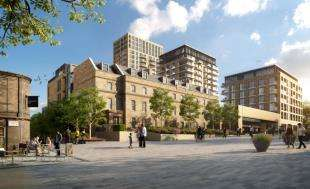 1 Bedroom Flat for sale in Royal Arsenal Riverside, Imperial Building, Duke Of Wellington Ave, London