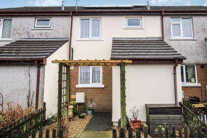 3 Bedrooms Terraced House for sale in St Columb Major, Cornwall, England