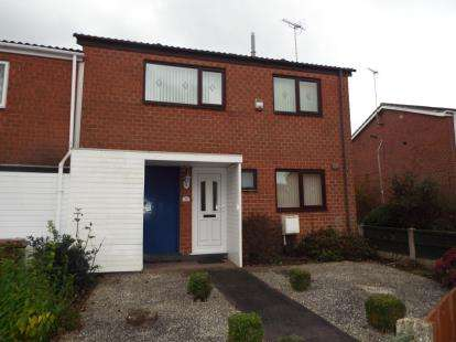 3 Bedrooms Semi Detached House for sale in Mappleton Drive, Mansfield, Nottinghamshire