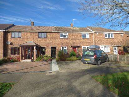 3 Bedrooms Terraced House for sale in Southern Way, Wolverton, Milton Keynes, Bucks