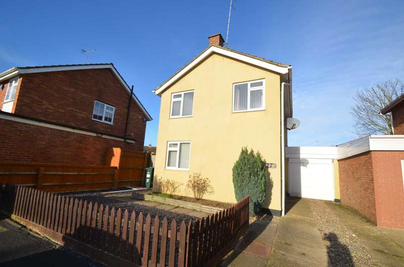 3 Bedrooms Link Detached House for sale in Bletchley