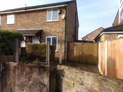 2 Bedrooms Semi Detached House for sale in East Damwood Road, Speke, Liverpool, Merseyside, L24