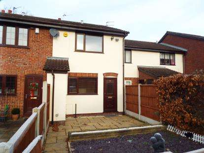 2 Bedrooms Terraced House for sale in Badgers Walk East, Lytham St Annes, Lancashire, FY8